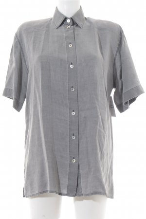 Aktuell Short Sleeve Shirt grey-light grey graphic pattern casual look