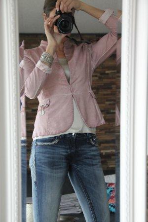 Aktueller Blazer in rosa von Nile in Gr. S