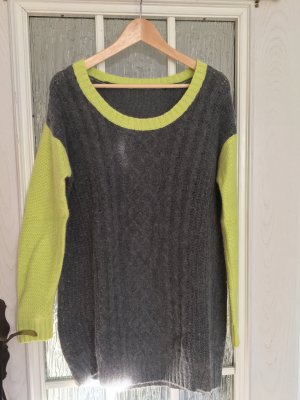 Just Female Pull en laine multicolore