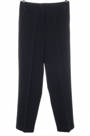 Alba Moda Pantalon de costume noir style d'affaires