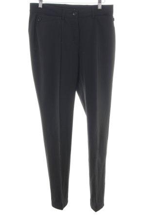 Alba Moda Pantalone da abito nero stile professionale