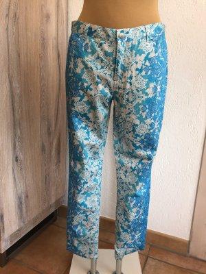 Alba Moda 7/8-broek veelkleurig Gemengd weefsel