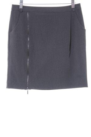 Alba Moda Kokerrok grijs zakelijke stijl