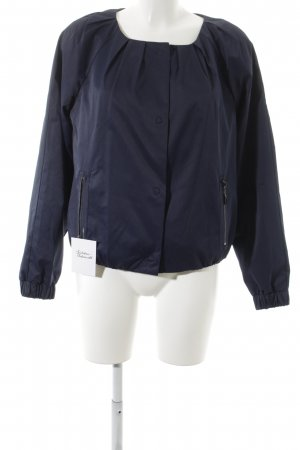 Alba Moda Blouson dunkelblau Business-Look