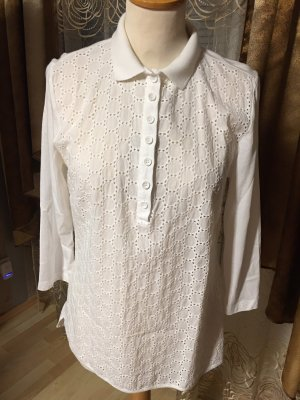 Alba Moda Shirt Blouse white