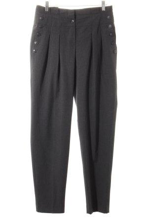 Alba Moda Peg Top Trousers taupe mixture fibre