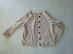 Alba Moda Cardigan beige chiaro