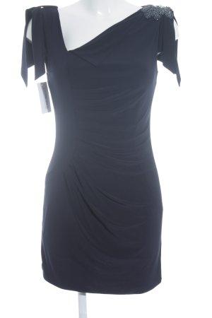 Alba Moda Cocktailkleid dunkelblau Elegant