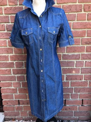 ALBA MODA Edles Jeans-Kleid, Gr. 40