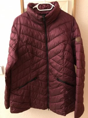 Alba Moda Quilted Jacket purple