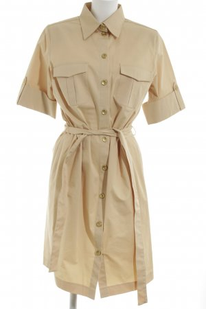 Alba Moda Shirtwaist dress cream casual look