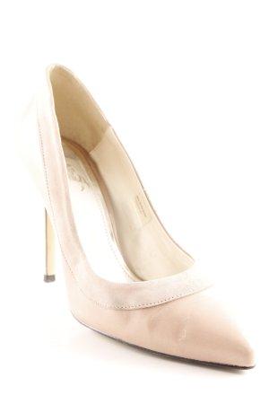 Alba Moda High Heels altrosa Party-Look