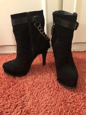 Alba Moda high heels Stiefeletten Größe 38