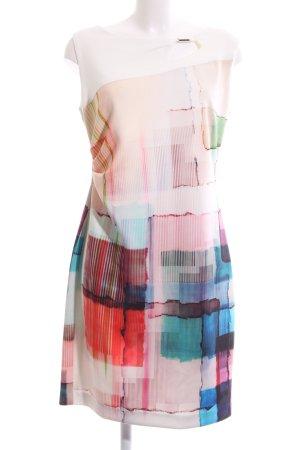 Alba Moda Jerseyjurk abstract patroon zakelijke stijl