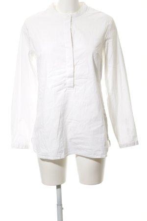 Alba Moda Chemisier kimono blanc style décontracté