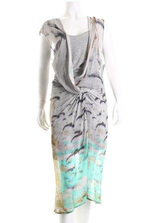 Alba Moda Kleid mehrfarbig Casual-Look