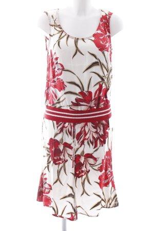 Alba Moda Tailleur motivo floreale stile stravagante