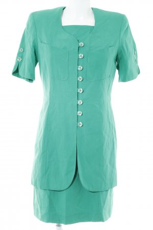 Alba Moda Kostüm grün Elegant