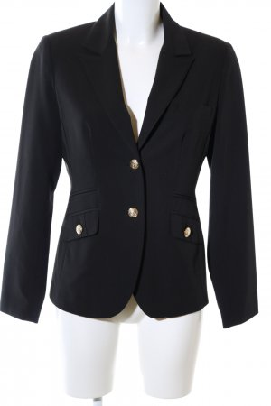 Alba Moda Blazer court noir style d'affaires