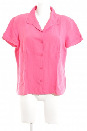Alba Moda Short Sleeve Shirt pink casual look