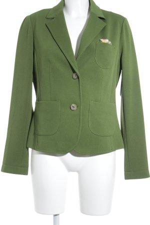 Alba Moda Kurzjacke grün extravaganter Stil