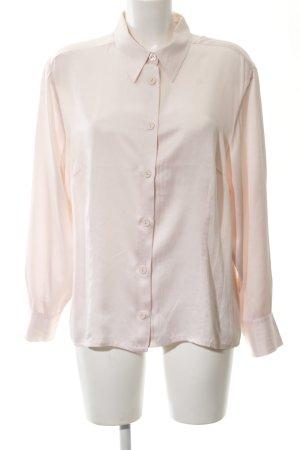 Alba Moda Langarm-Bluse rosé Business-Look