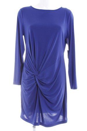 Alba Moda Langarmkleid blau