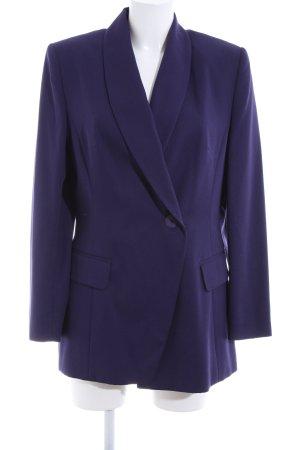 Alba Moda Blazer long violet style d'affaires
