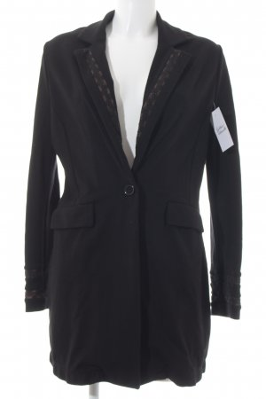 Alba Moda Long-Blazer schwarz klassischer Stil