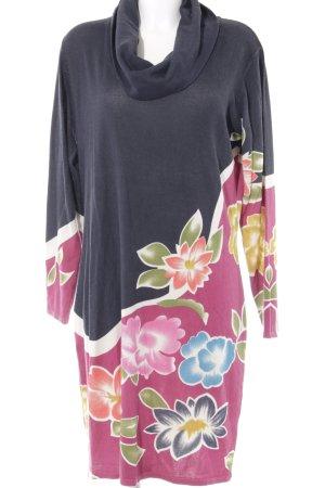 Alba Moda Robe longue motif floral style décontracté