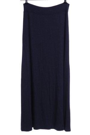 Alba Moda Maxi rok blauw casual uitstraling