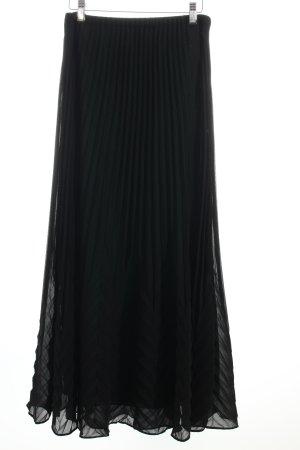 Alba Moda Maxirock schwarz klassischer Stil