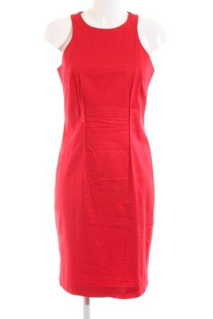 Alba Moda Midi Dress red elegant