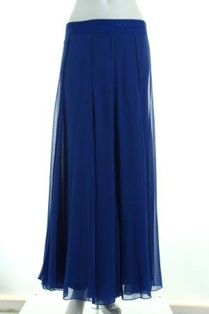 Alba Moda Midirock blau klassischer Stil