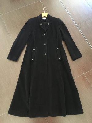ALBA MODA Militäry Mantel schwarz 38 - NP 340€