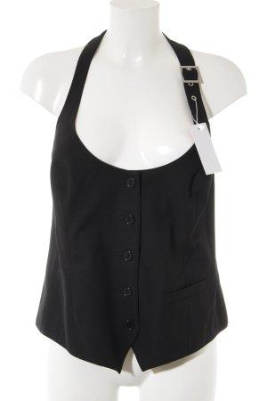 Alba Moda Halter Top black elegant