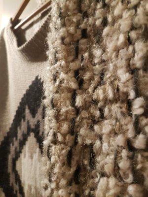 Alba Moda Knitted Sweater multicolored wool