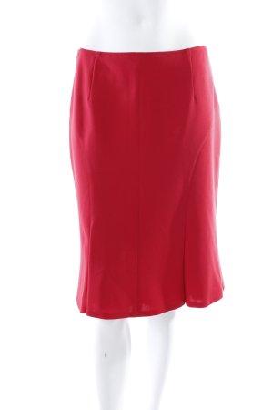 Alba Moda Rock rot-dunkelrot klassischer Stil