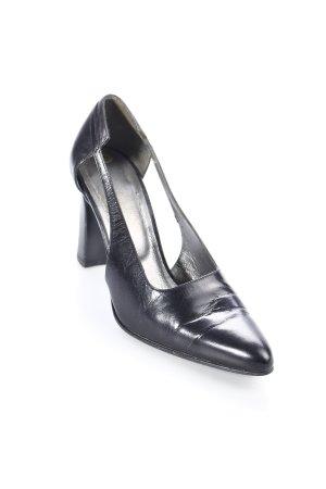 Alba Moda Spitz-Pumps schwarz Eleganz-Look