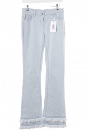 Alba Moda Stretch Jeans hellblau Casual-Look