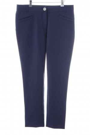 Alba Moda Stretch Trousers blue business style