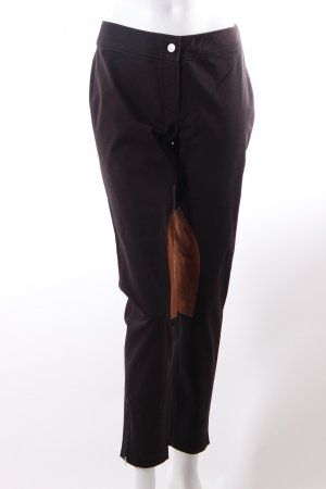 Alba Moda Riding Trousers black-brown