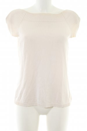 Alba Moda Knitted Jumper natural white casual look