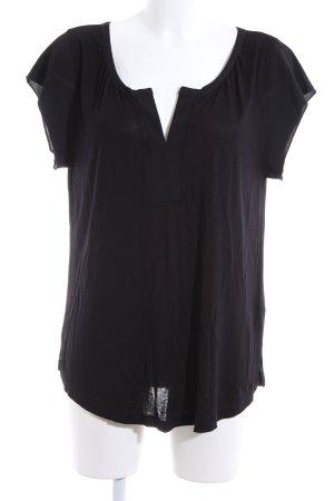 Alba Moda T-shirt noir style décontracté