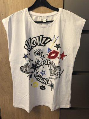 Alba Moda T-shirt wit