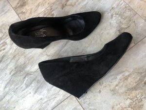Alba Moda Wedge Pumps black