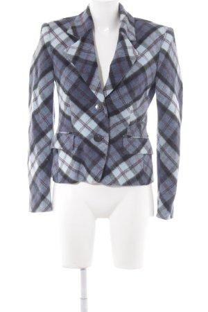 Alba Moda Wool Blazer check pattern casual look