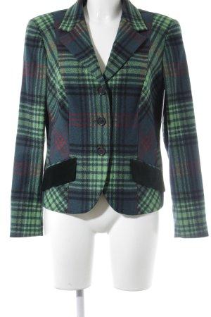 Alba Moda Wool Blazer check pattern elegant