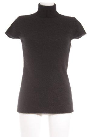 Alba Moda Wool Sweater black casual look