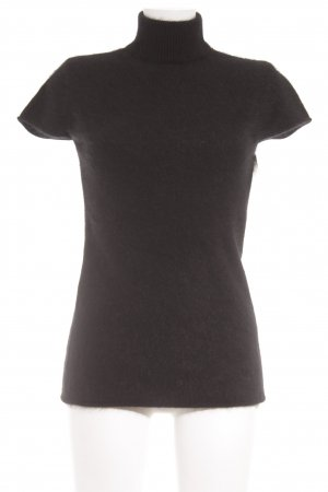 Alba Moda Wollpullover schwarz Casual-Look
